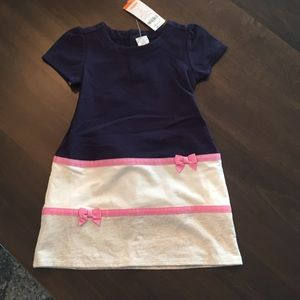 Gymboree NWT dress, size 3T